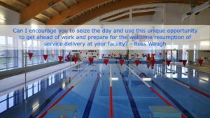 COVID-19 Carpe Diem Strategy – Pools and Aquatic Centres